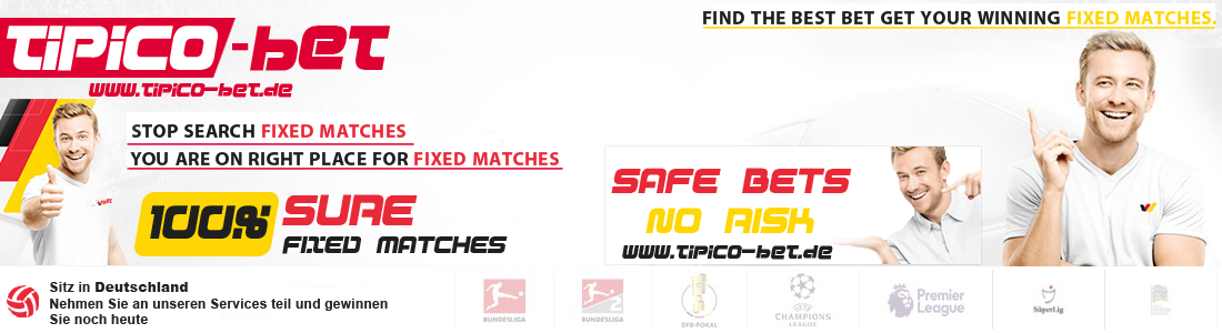 Tipico Fixed Matches